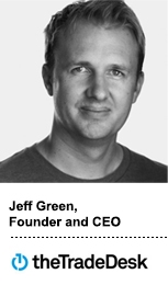 Jeff Green, CEO & Co-founder, The Trade Desk