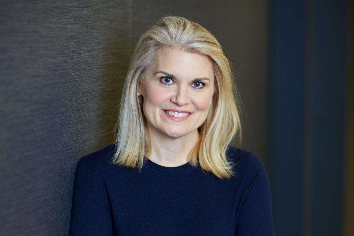 Susan Vobejda, CMO of The Trade Desk