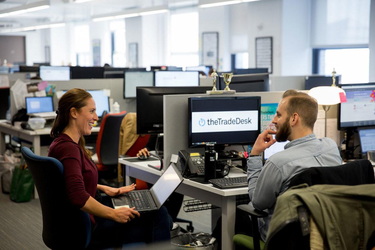 Trade Desk Design Ideas